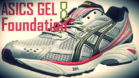ASICS GEL-Foundation 8