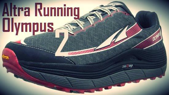 Altra Running Olympus 2 Trail Running Shoe