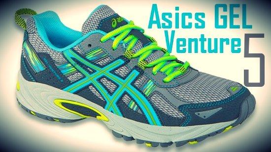 Asics GEL Venture 5 Trail Running Shoes Women