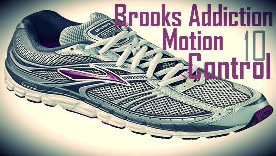 Brooks Addiction 10 Motion Control Running Shoes