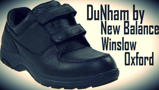 Dunham by New Balance Winslow Oxford