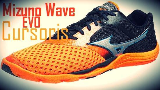 Mizuno Wave EVO Cursoris