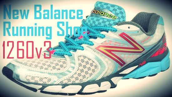 New Balance 1260v3 Running Shoe