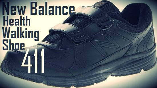 New Balance 411 Health Walking Shoe