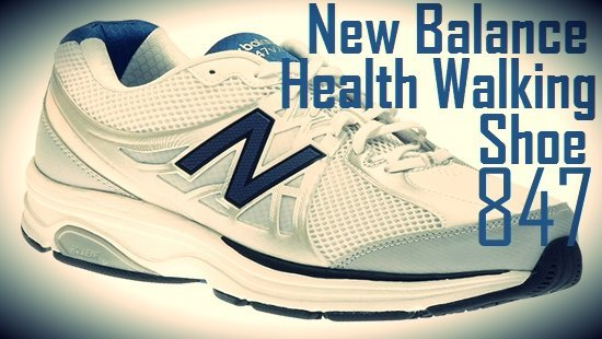 New Balance 847 Health Walking Shoe