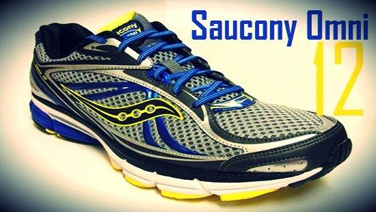 Saucony Omni 12 Running Shoe