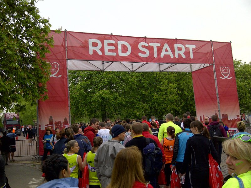 london-marathon-Red-Start