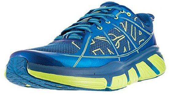 Hoka One One Infinite running shoes for metatarsalgia ball of foot pain