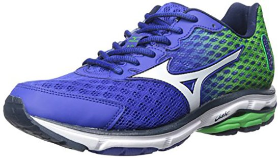 Mizuno Wave Rider 18 running shoes for achilles tendonitis