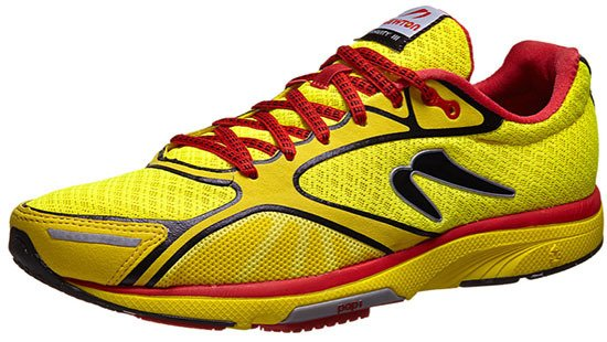 Newton Gravity III running shoes for metatarsalgia ball of foot pain