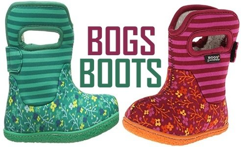 BOGS BABY BOOTS TODDLER