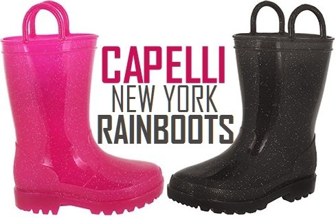 CAPELLI NEW YORK RAINBOOTS