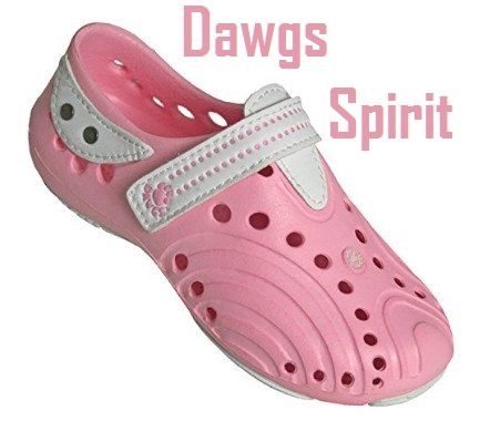 Dawgs Toddler Spirit Rubber Shoes