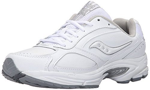 Saucony Grid Omni Walker walking shoe for achilles tendonitis