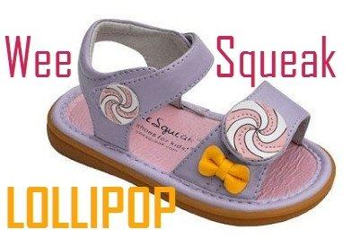 Wee Squeak lollipop