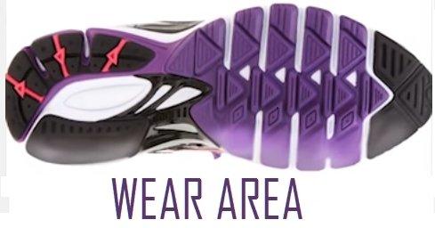best-walking-shoes-for-overpronation-arch-outsole-wear-test
