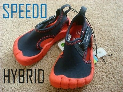 speedo hybrid toddler water shoes