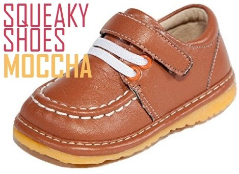 squeaky shoes Moccha