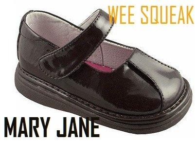 wee squeak Mary Jane