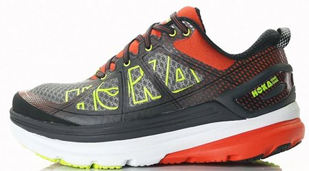 hoka one one constant running shoes for hallux