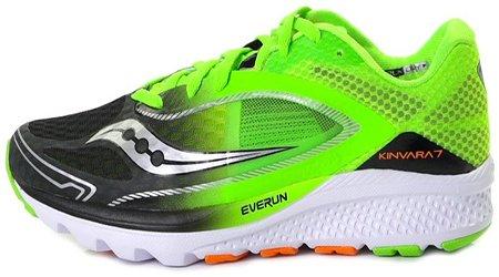 saucony kinvara 7 running shoes for hallux rigidus