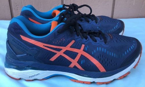 asics gel kayano 23 running shoes