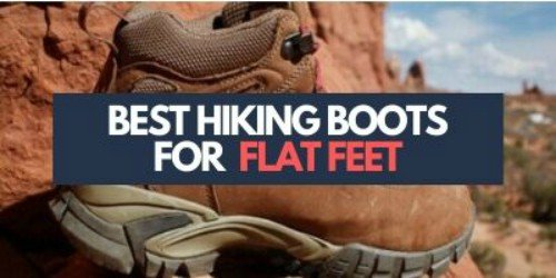 best-hiking-boots-flat-feet-featured-image
