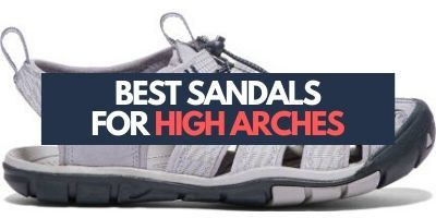 18 Best Sandals for High Arches (Flip