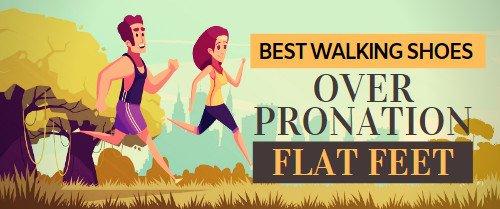 best-walking-shoes-overpronation-flat-feet