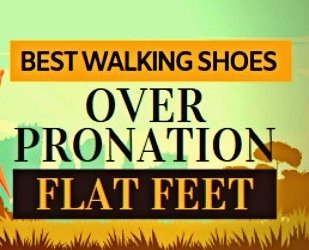 best-walking-shoes-overpronation-flat-feet-featured-image