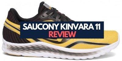 Saucony Kinvara 11 review