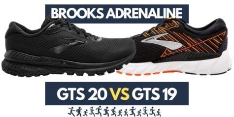 brooks-adrenaline-gts-19-vs-20-comparison