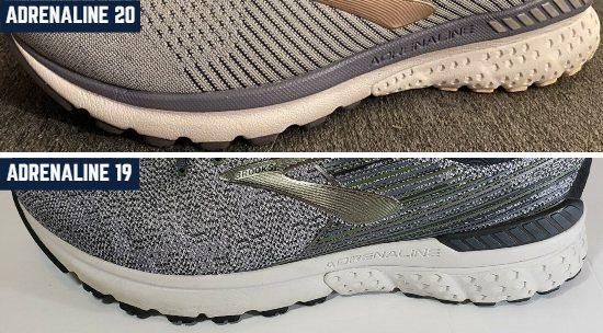 brooks-adrenaline-gts-midsole-comparison