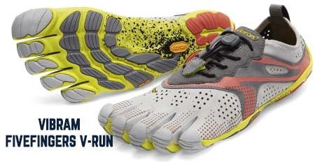 Vibram FiveFingers V-Run-vegan-barefoot-running-shoes