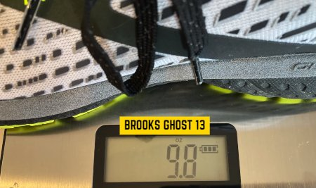 brooks-ghost-13-weight