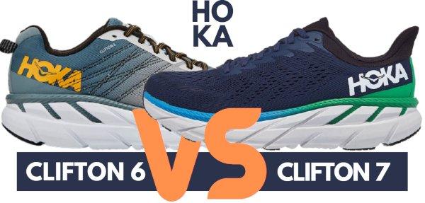 hoka-clifton-6-vs-7