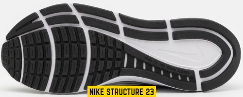 nike-structure-23-outsole