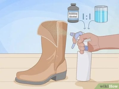 Stretch-Leather-Boots-with-alcohol